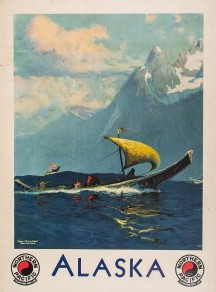 Lot 36 LAURENCE, Sydney (1865-1940) - ALASKA, Northern Pacific