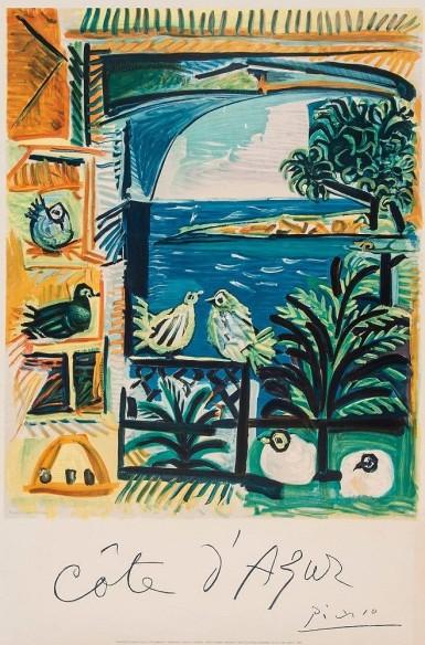Lot 51 PICASSO, Pablo (1881-1973) - CÔTE D'AZUR